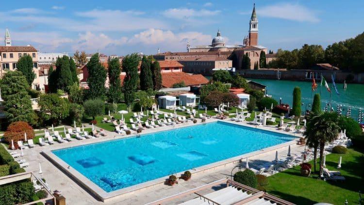 Belmond Hotel Cipriani Los cinco mejores hoteles de 5 estrellas en Venecia, Italia