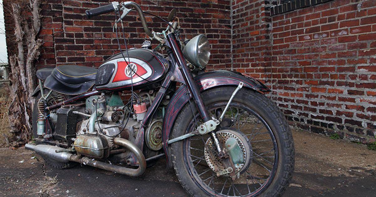 Best Von Dutch Motorcycles Las cinco mejores motocicletas Von Dutch de todos los tiempos