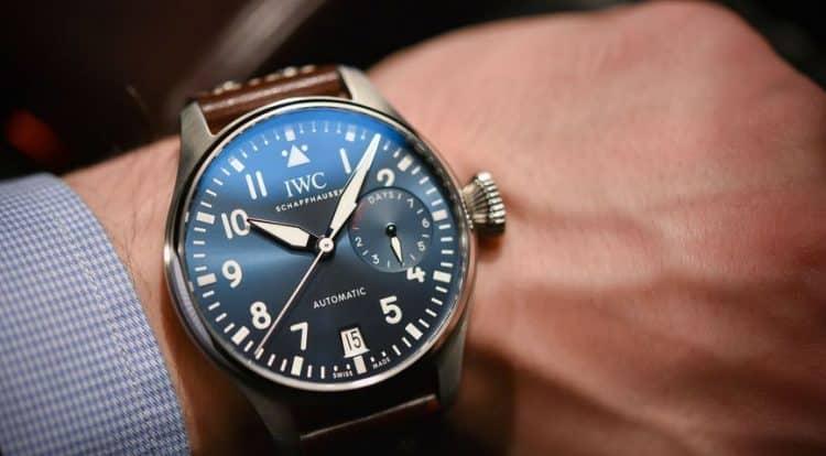 Gran edición de relojes de piloto