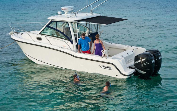 Boston Whaler 1 e1600523805829 Las cinco mejores cubiertas para barcos balleneros de Boston que el dinero puede comprar