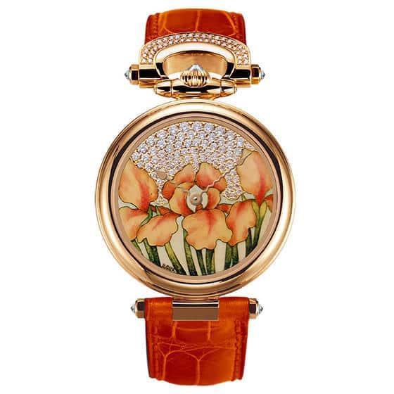 Bovet 1822 Naranja Iris