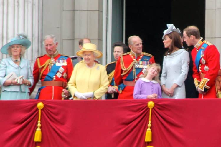 British Royal family e1580827290255 Los 10 niños más ricos del mundo (actualizado para 2020)