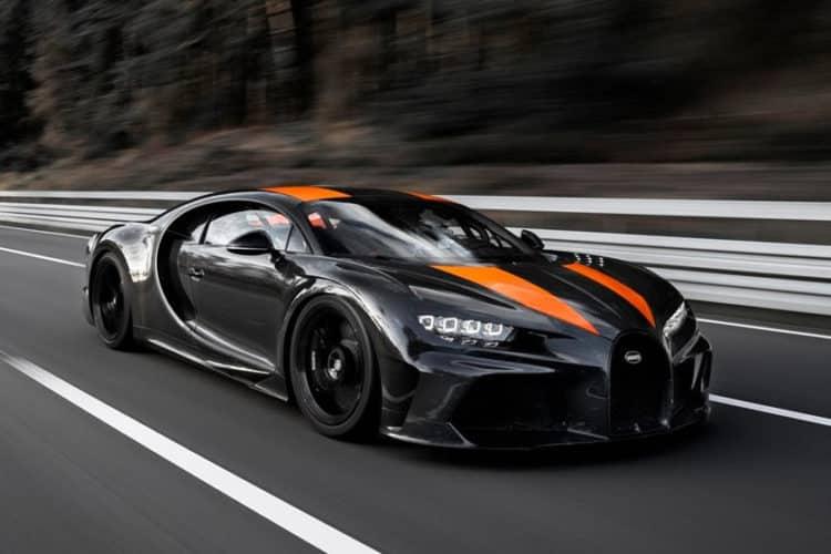 Bugatti Chiron Super Sport 300+ 1