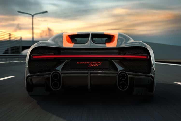 Bugatti Chiron Super Sport 300+ 3