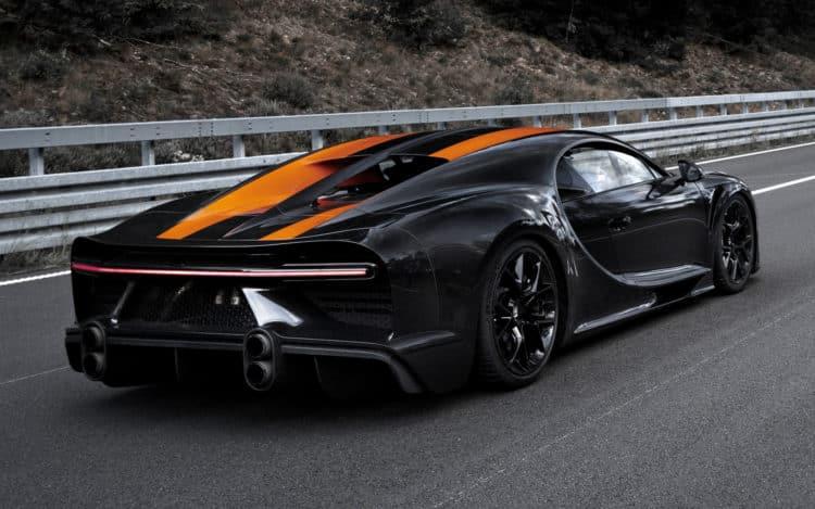 Bugatti Chiron Super Sport 300+ 4