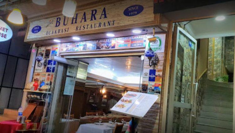 Restaurante Buhara Ocakbasi