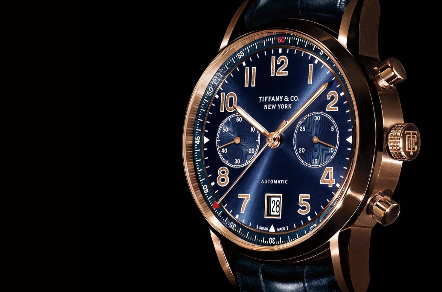 CT60 Los 10 mejores relojes Tiffany de todos los tiempos