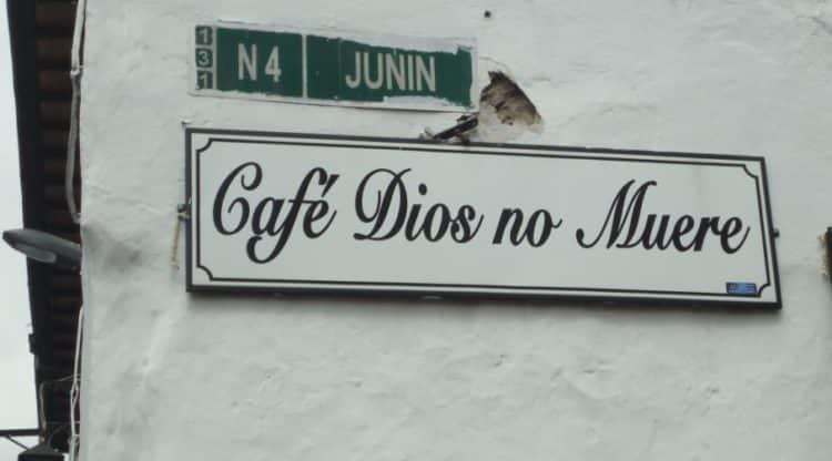 Café Nos Dios