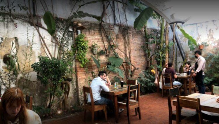 Cafe P'al Real