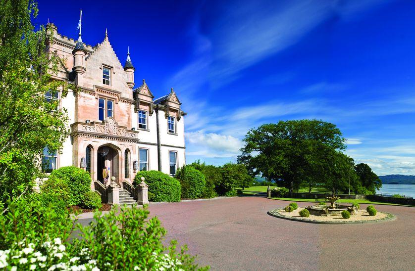 Cameron House Los cinco mejores hoteles de lujo en Escocia