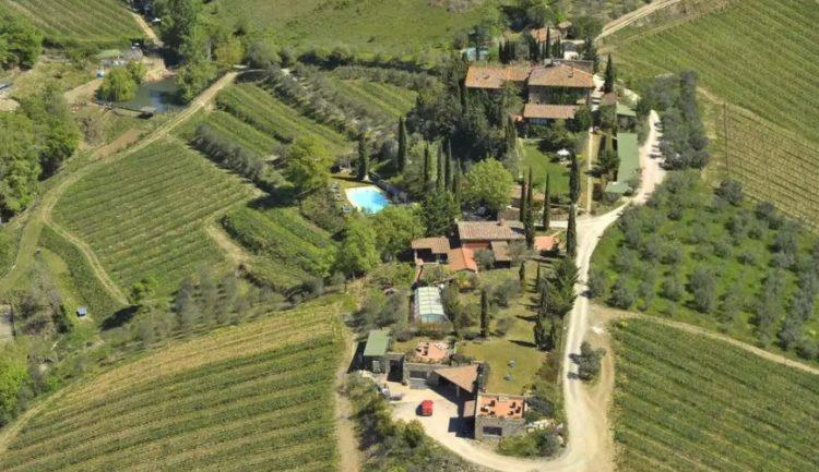Casa al Vento top 5 bodegas de lujo en Italia