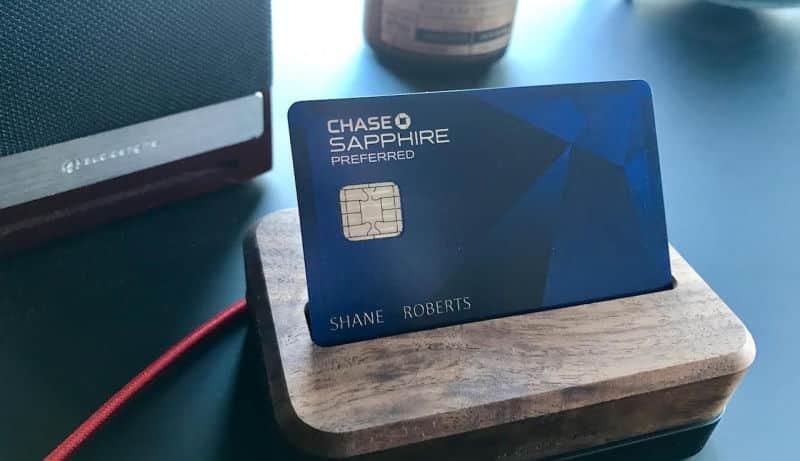 Chase Sapphire Preferred Card Las 10 mejores tarjetas de crédito de Chase de 2021
