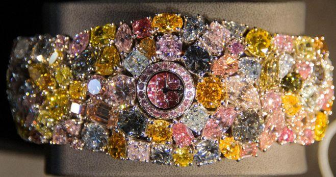 Chopard 201 Carat Watch Un vistazo más de cerca al reloj Chopard de 201 quilates de $ 25 millones