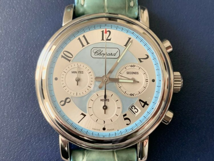 Chopard Mille Miglia Automatic Chronometer Watch Limited Edition