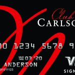 Club Carlson Credit Card 10 beneficios de tener la tarjeta Visa Signature Club Carlson Premier Rewards