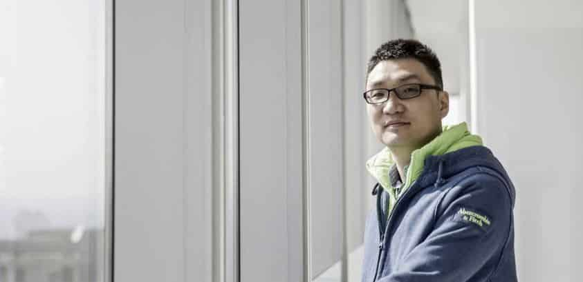 Colin Huang 1 10 cosas que no sabías sobre Colin Huang