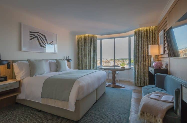 Conrad Dublin Los cinco mejores hoteles de 5 estrellas en Dublín, Irlanda