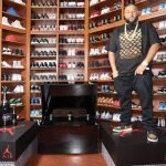 DJ Khaled Sneaker Collection Cinco celebridades con colecciones de zapatillas Killer