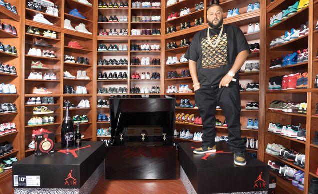 """DJ Khaled Sneaker Collection Una mirada más cercana al DJ Khaled Air Jordan 3 de $ 25,000 """"Grateful"""""""