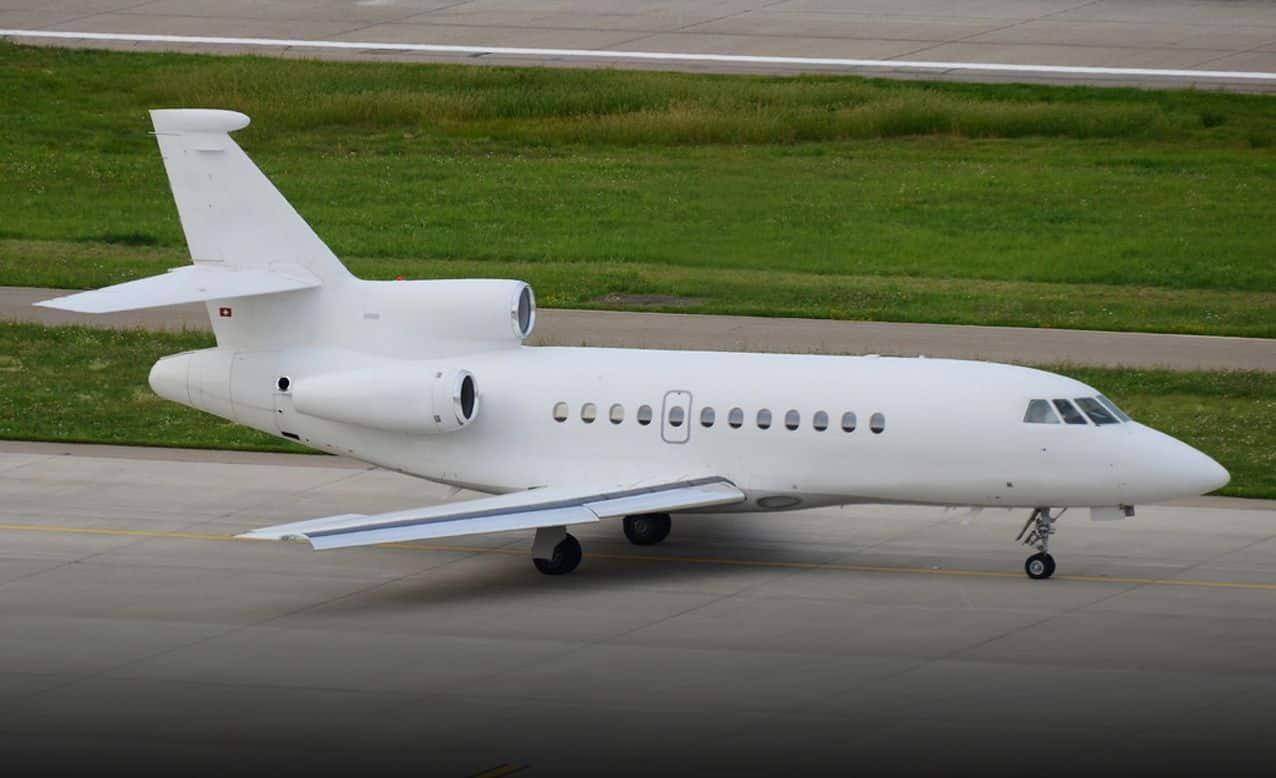 Dassault Falcon 900 3 10 cosas que no sabías sobre el Dassault Falcon 900
