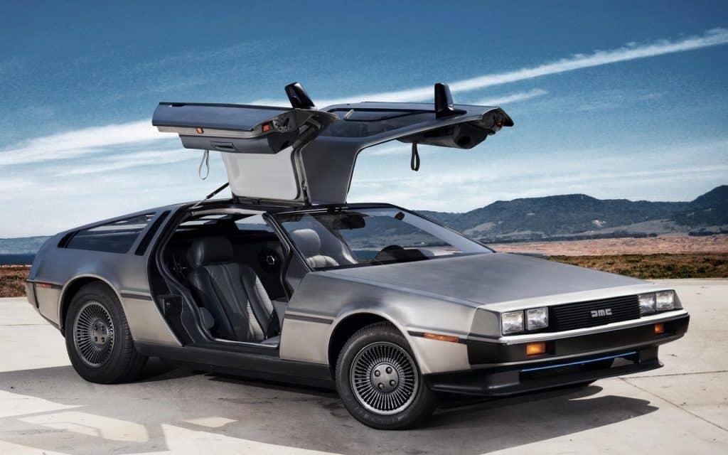 DeLorean DMC 12 01 10 cosas que esperar con el renacimiento del DeLorean