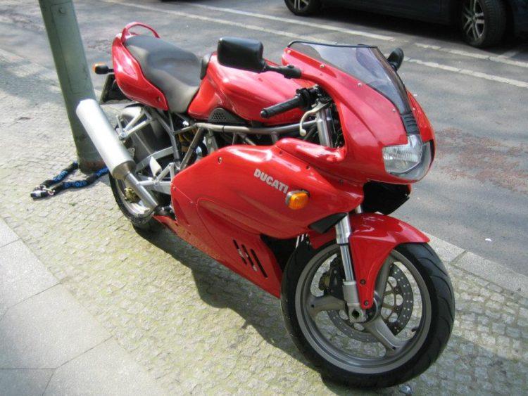 Ducati 750SS 2