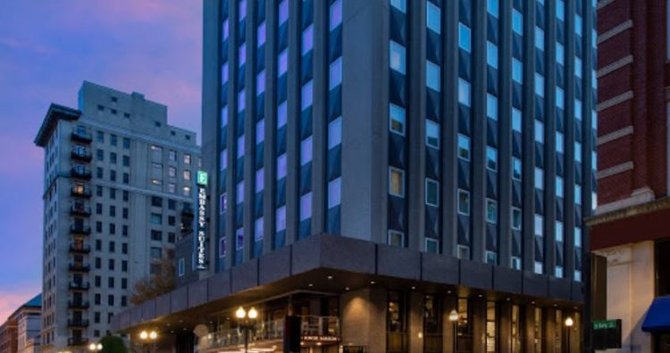Embassy Suites Downtown Knoxville
