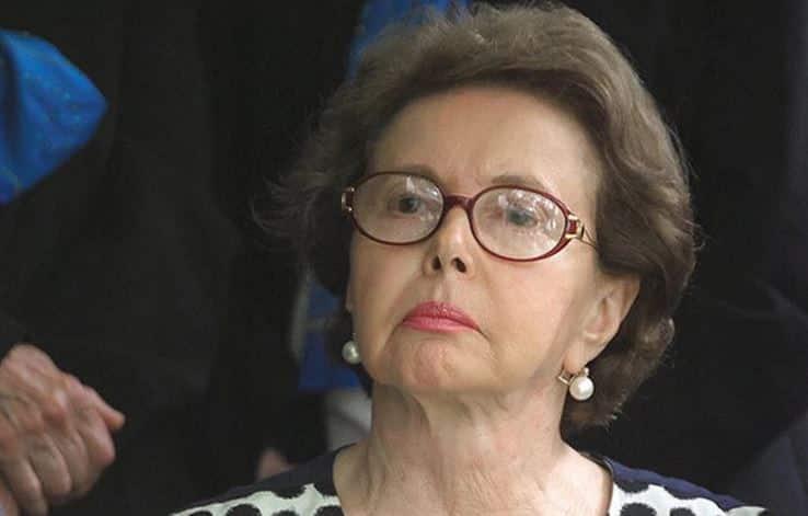 Eva Gonda de Rivera Las 10 personas más ricas de México (actualizado para 2020)