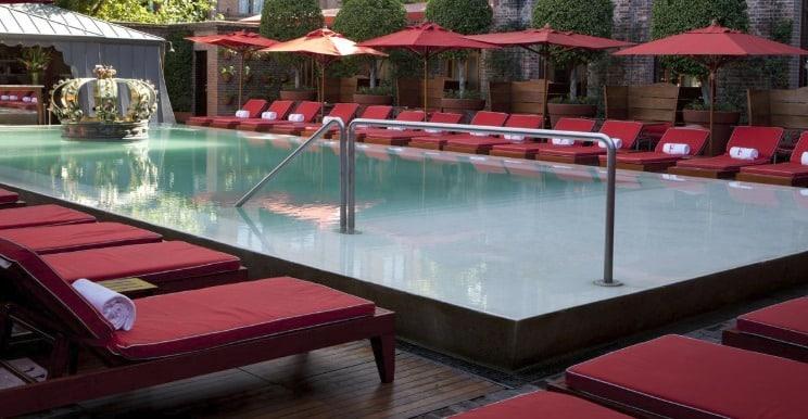 Hotel Faena Los cinco mejores hoteles 5 estrellas en Buenos Aires
