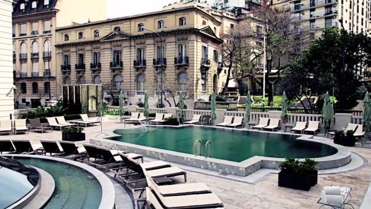 Four Seasons Hotel Buenos Aires Los cinco mejores hoteles 5 estrellas en Buenos Aires