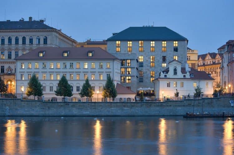 Four Seasons Hotel Praga