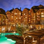 Four Seasons Whistler Los cinco mejores hoteles de lujo en Whistler, Canadá (actualizado en 2020)
