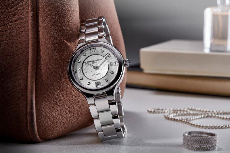 Frederique Constant 2016 Delight Automatic FC 306WHD3ER6B 1 Los 10 mejores relojes Frederique Constant de todos los tiempos