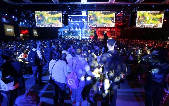 Gaming El lucrativo auge de los torneos de videojuegos competitivos
