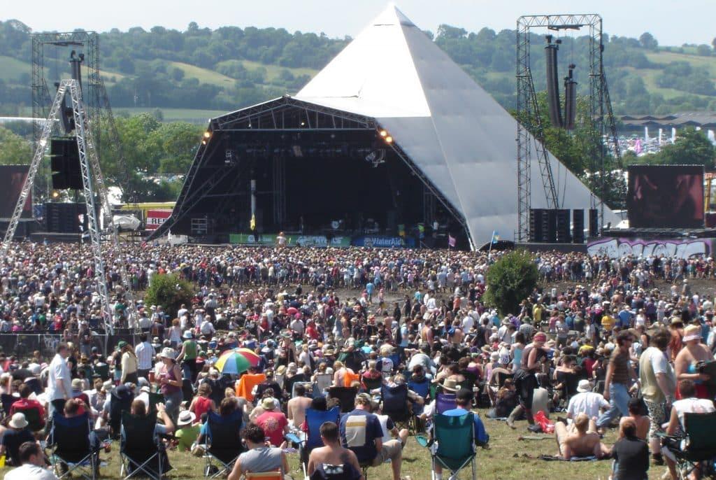 Glastonbury Festival Cómo vivir el Festival de Glastonbury con estilo
