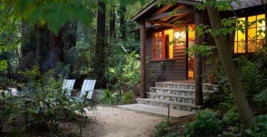 Glen Oaks Big Sur Los cinco mejores hoteles de Big Sur de 2016