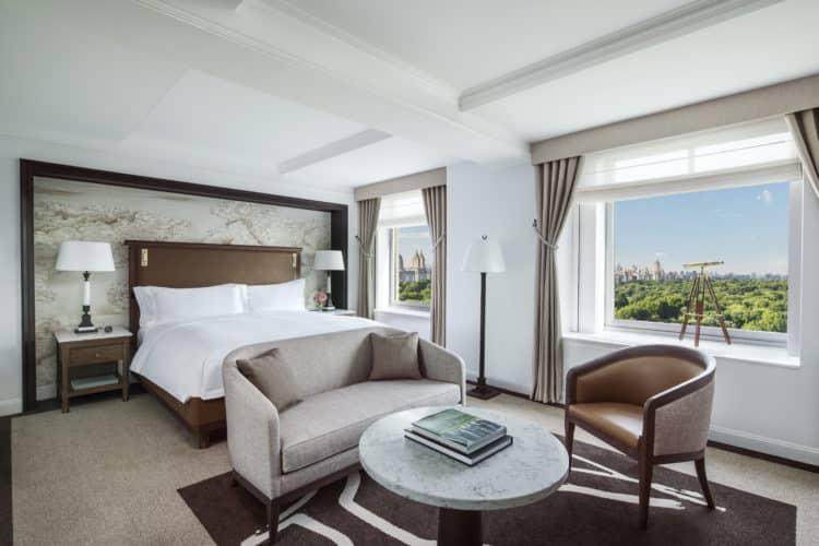 Grand Park View Room e1561543322316 10 razones para alojarse en el Ritz Carlton NYC, Central Park