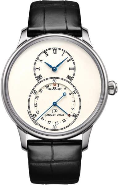 Reloj para hombre Grande Seconde Quanitieme 43mm