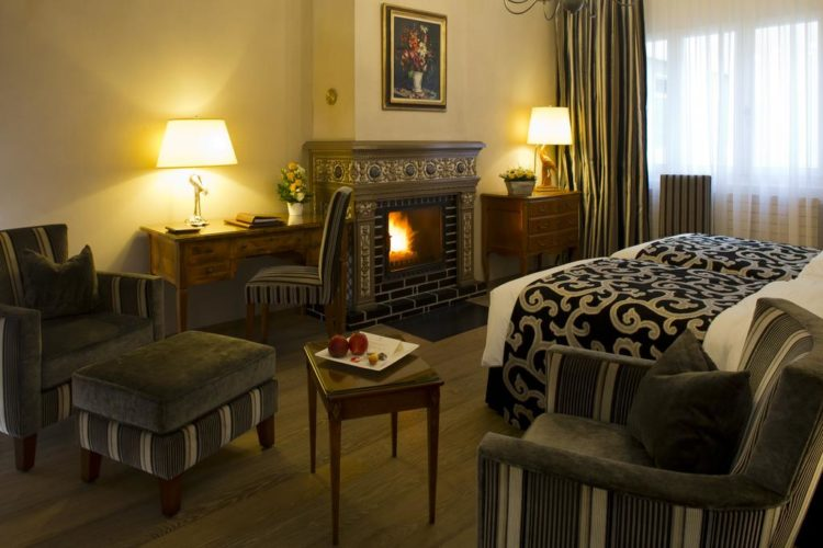 Hôtel de la Cigogne Los cinco mejores hoteles de lujo en Ginebra, Suiza