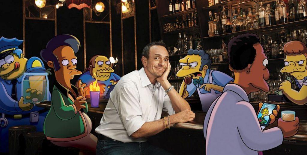 Hank Azaria Serie de TV animada más cara