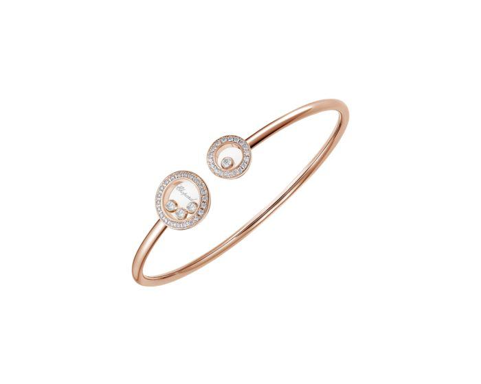 Happy Diamonds Icons bracelet Rose gold bracelet Reference number 85A6185200