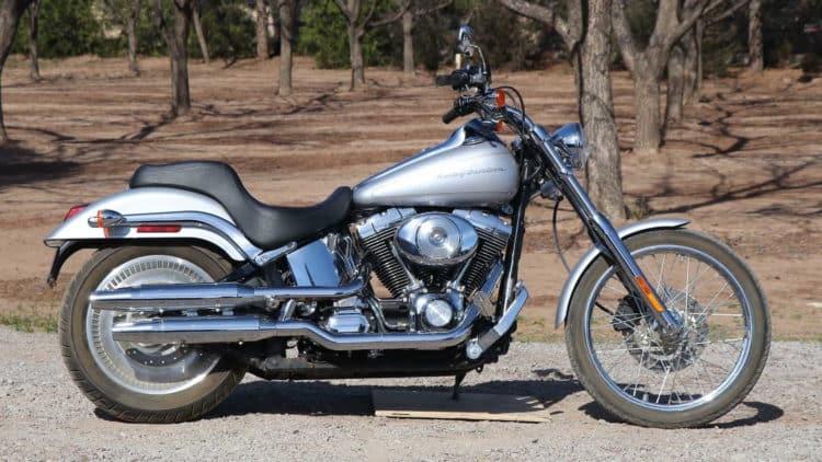 Harley Davidson Deuce 2