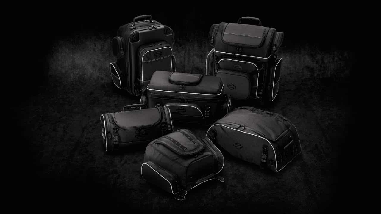 Harley Davidson Luggage Las cinco mejores piezas de equipaje Harley Davidson que el dinero puede comprar