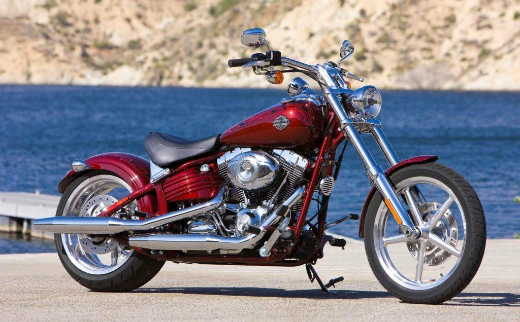 Harley Davidson Rocker ¿Qué es una Harley Davidson Rocker?