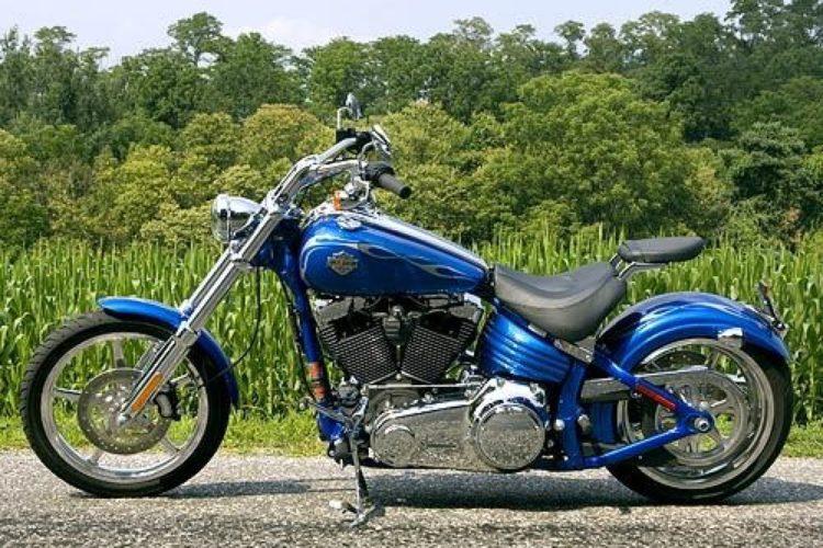 Harley Davidson Rocker 2