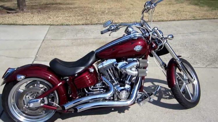 Harley Davidson Rocker 3