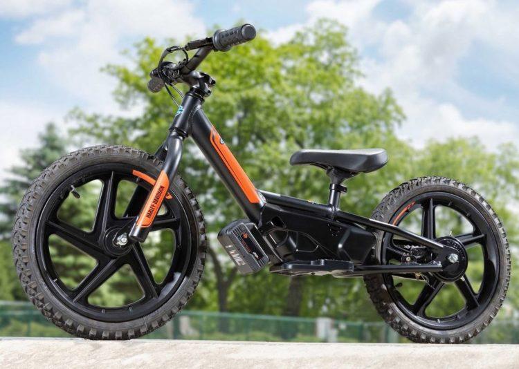 Bicicleta para niños Harley