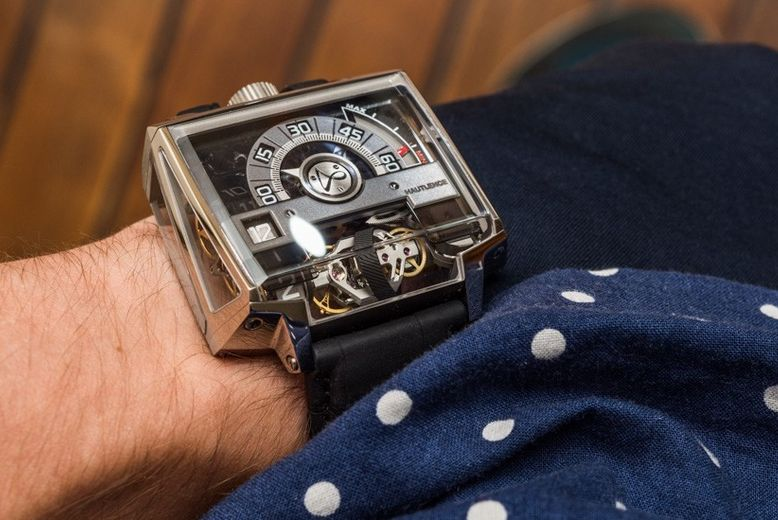 Hautlence Watches Los 10 mejores relojes Hautlence del mundo