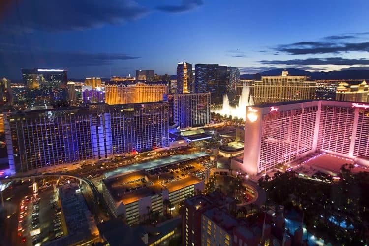 High Roller View e1550181058532 7 increíbles consejos de viaje de un experto en Las Vegas