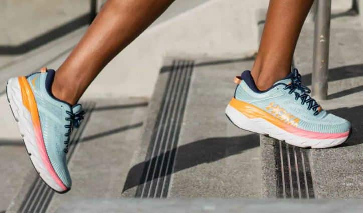 Hoka One One Bondi 7 1 Los cinco mejores pares de zapatillas deportivas Hoka para mujer